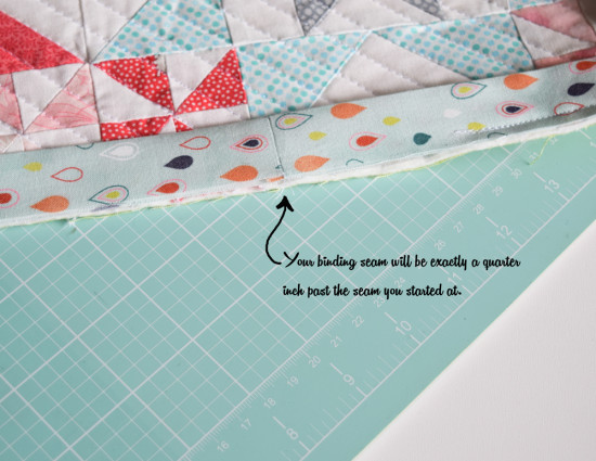 SheQuiltsAlot-Binding-Finish