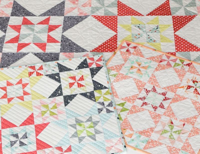 SheQuiltsAlot-Down-South-Mini-Quilts