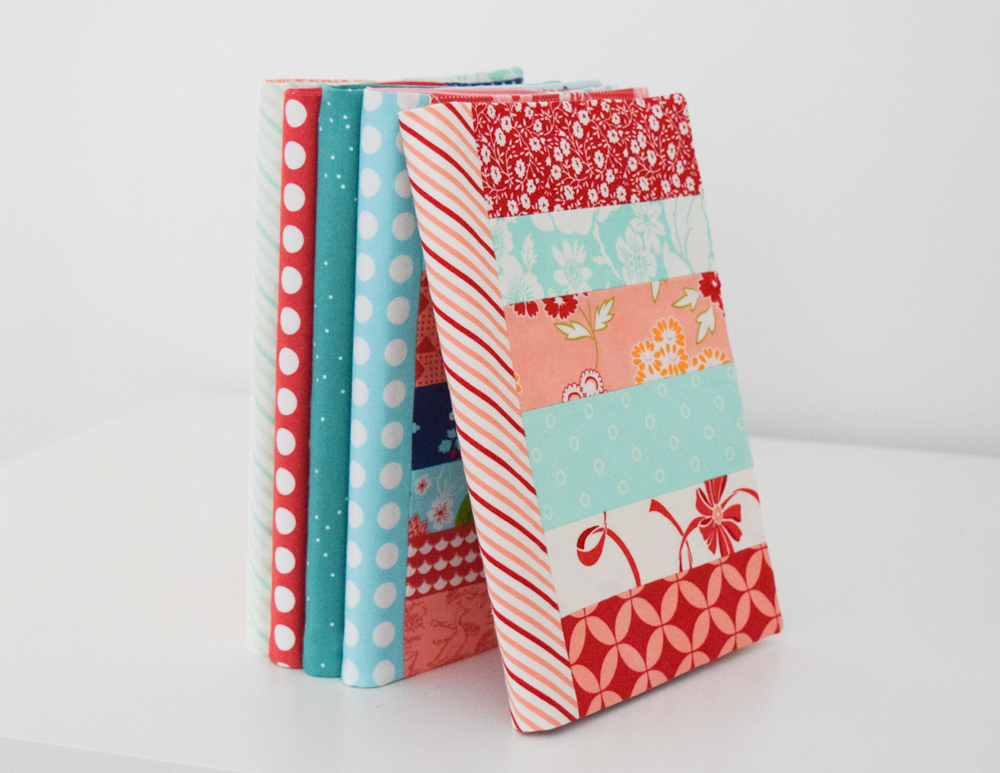 Book Cover Craft Covers ~ Handmade christmas gifts journal covers she quilts alot