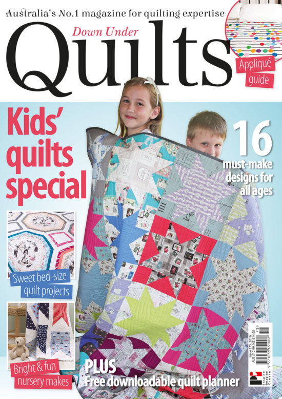 Down Under Quilts #175