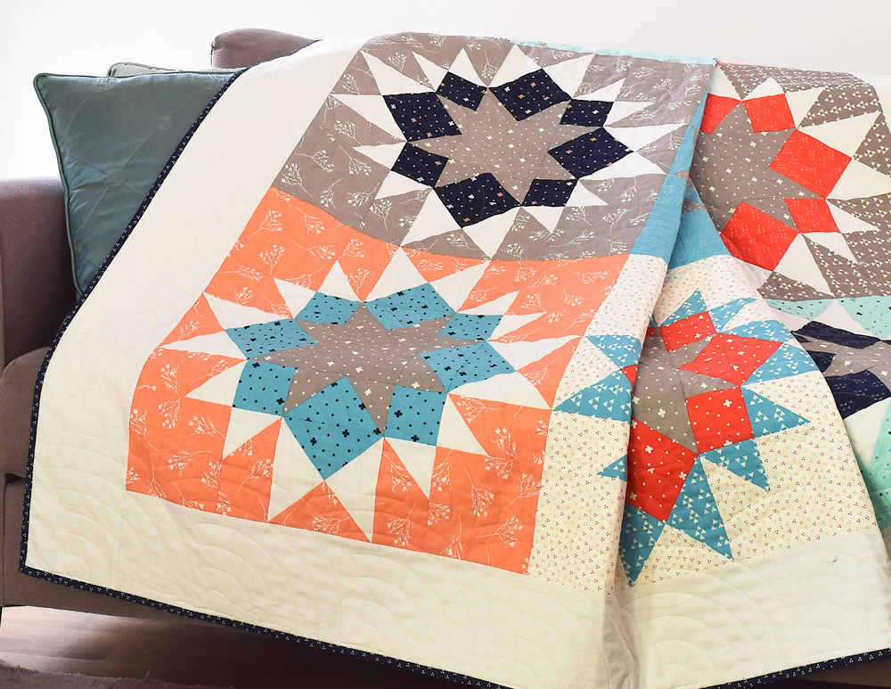 She Quilts A Lot Alice Quilt