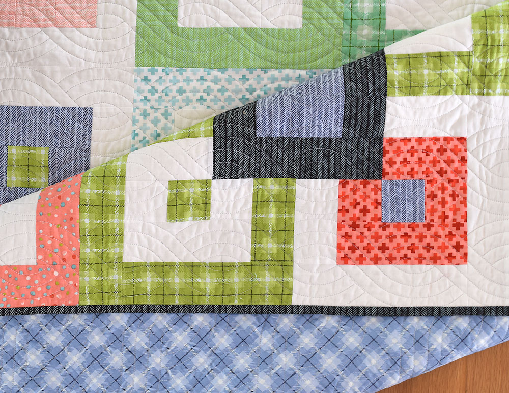 She Quilts Alot Bailey Quilt Pattern