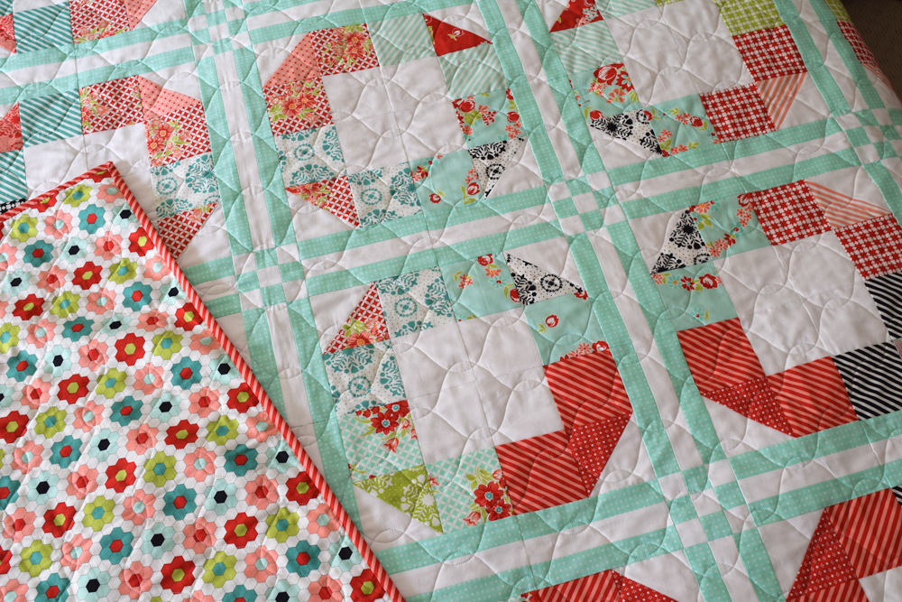 She Quilts A Lot Playing Around Quilt Pattern