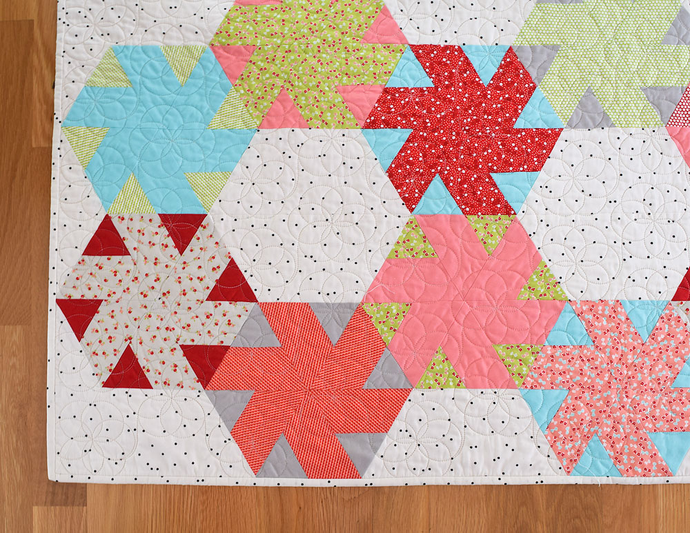 FQS Little Ruby Quiltalong - SheQuiltsAlot