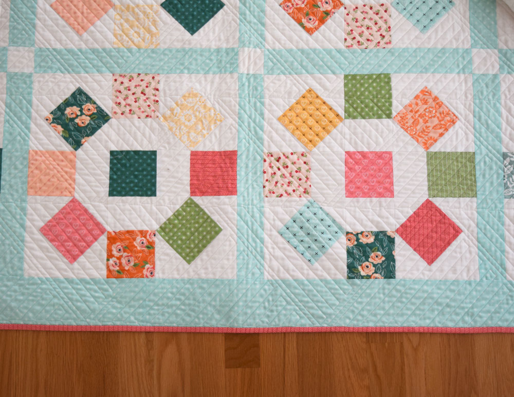 Bloom Quilt Pattern - She Quilts A Lot
