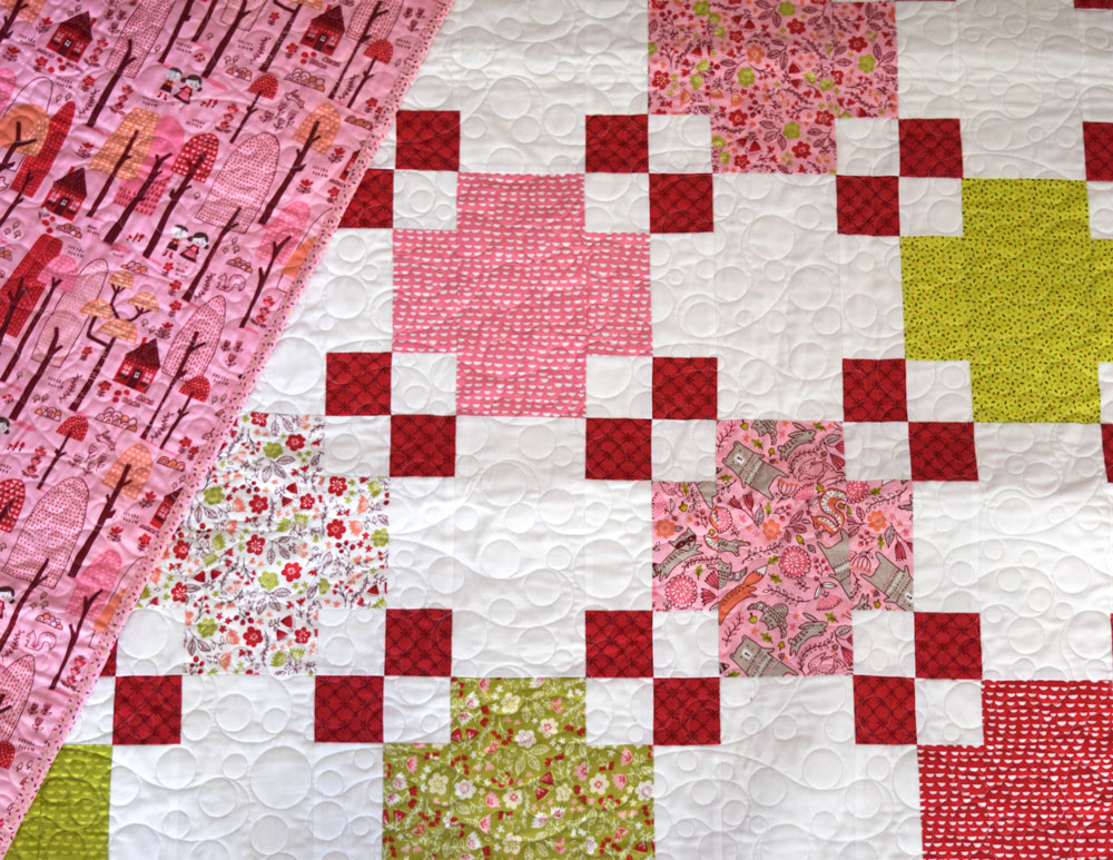 Square Deal Quilt Pattern - She Quilts A Lot