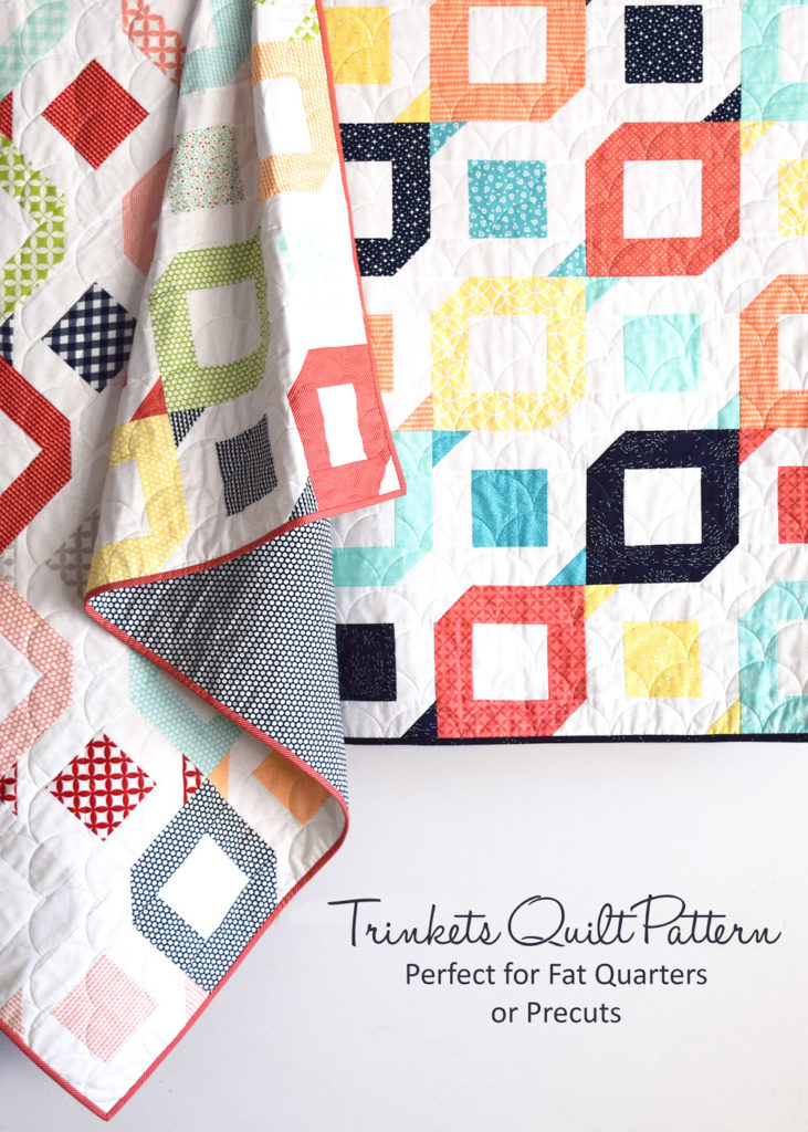 Trinkets Quilt Pattern - She Quilts A Lot