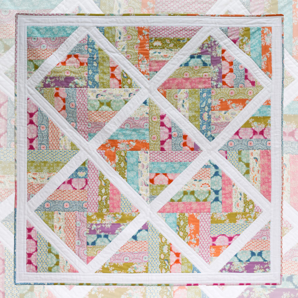 Tilda Harvest Blog Hop Mini Tutorial She Quilts Alot